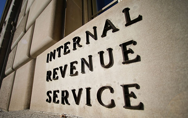 June 5th Lunch Meeting: Current Issues with the IRS